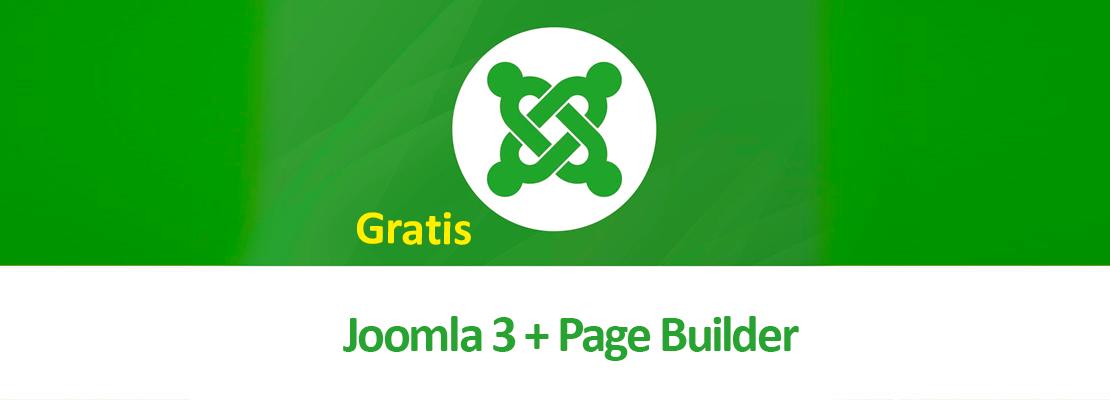Curso Contruye una web Joomla con Page Builder y Hellix III 2