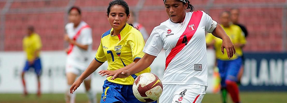 Perú domina el duelo de colistas en Suramericano de fútbol femenino