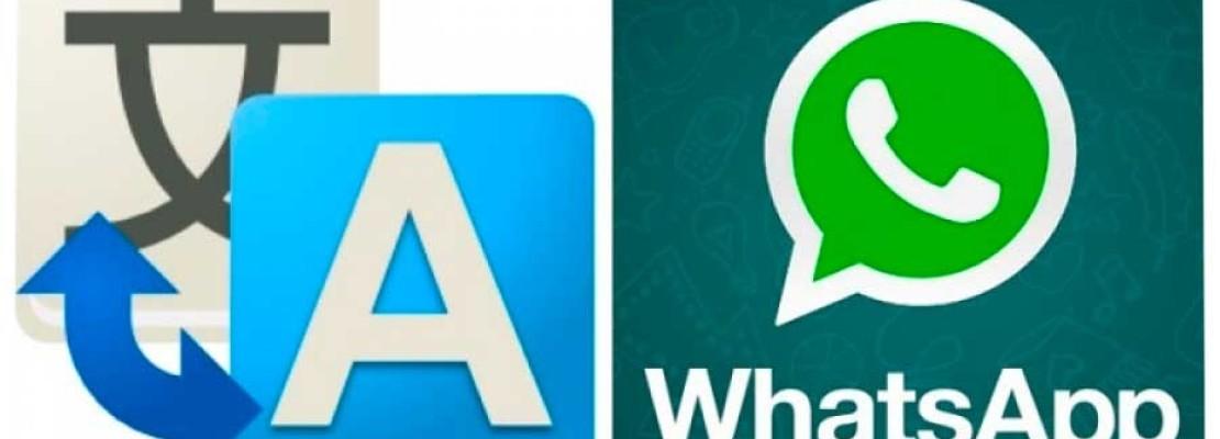 WhastApp con Google