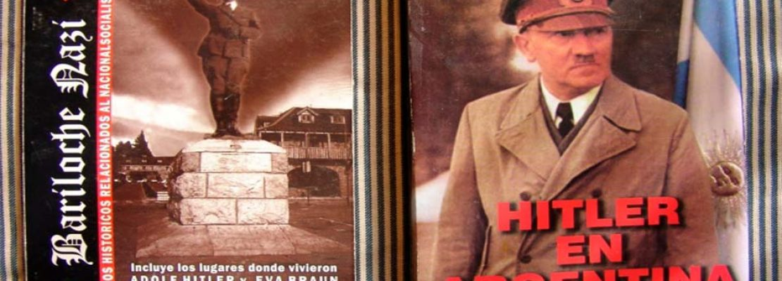 Hitler se escapó a la Argentina