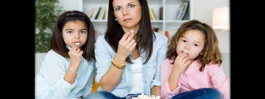 Por qué los niños quieren ver tantas veces la misma película