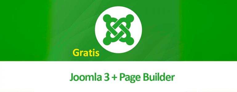 Curso Contruye una web Joomla con Page Builder y Hellix III 3